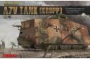 1/35 WWI GERMAN A7V TANK KRUPP