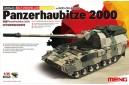 1/35 German panzerhaubitze 2000 SPH w/ add-on armor