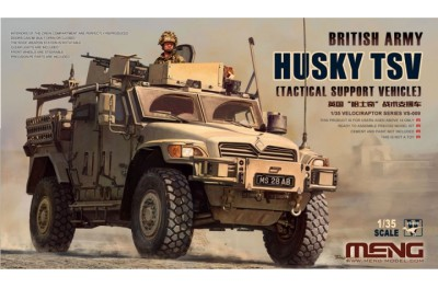 1/35 British army Husky TSV