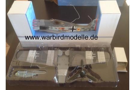 1/18 Focke Wulf Fw190A-5 (prebuilt)