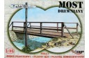 1/35 Wooden bridge