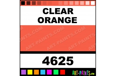 Model Master Acrylic Clear Orange 15ml