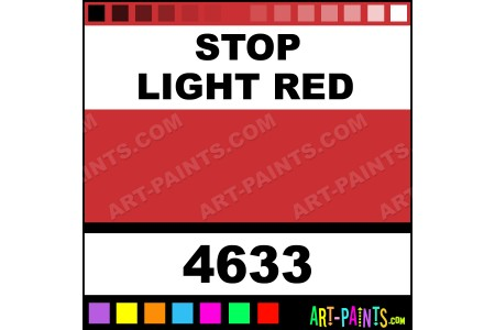 Model Master Acrylic Stop light red 15ml