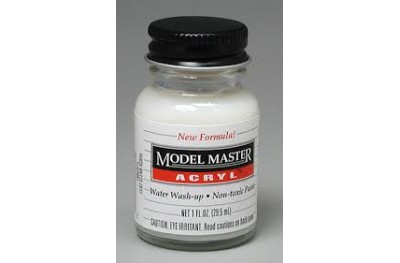 Model Master Acrylic Flat Clear 29ml