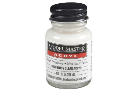 Model Master Acrylic Gloss Clear 29ml