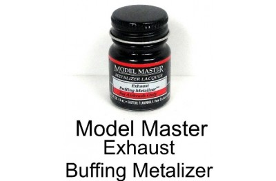 Model Master Metalizer Buffing Paints 15ml