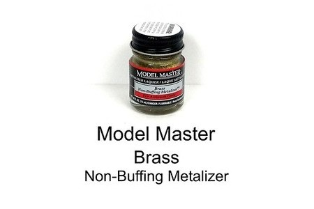 Model Master Metalizer Non Buffing Paints 15ml