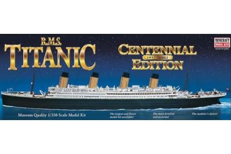 1/350 Titanic Centennial Edition