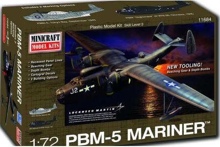 1/72 PBM-5 Mariner
