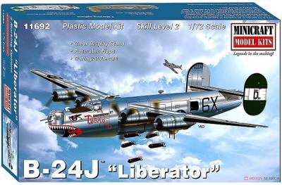 1/72 B-24J Liberator