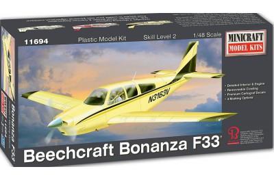 1/48 Beechcraft Bonaza F-33