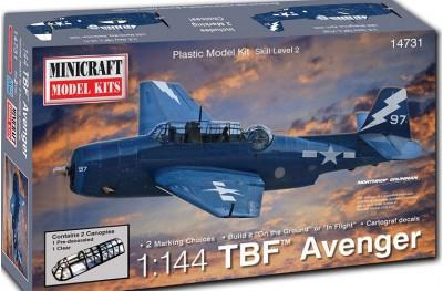 1/144 TBF Avenger