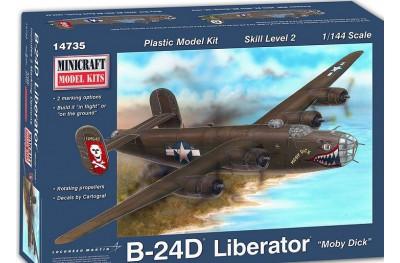 1/144 B-24D Liberator Moby Dick