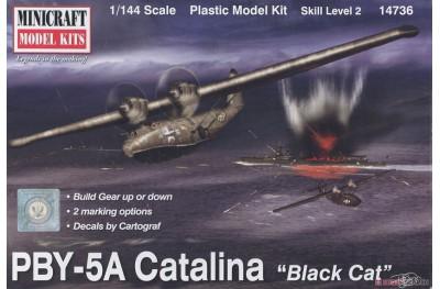 1/144 PBY-5A Catalina Black Cat