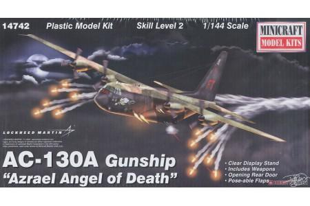 1/144 AC-130A Gunship Vietnam war