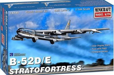 1/144 B-52D/E Stratofortress