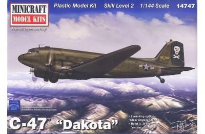 1/144 C-47A Dakota