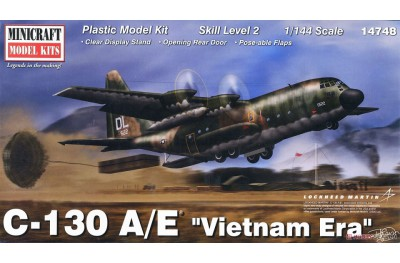 1/144 C-130A/E Vietnam Era