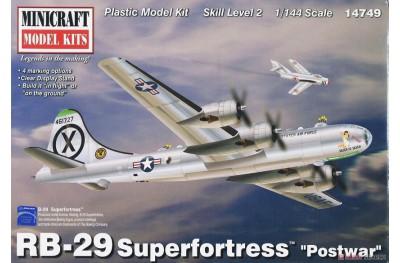 1/144 RB-29 Superfortress Postwar