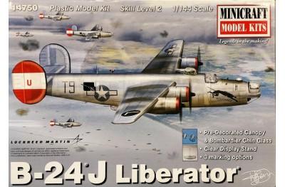 1/144 B-24J Liberator