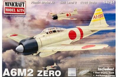 1/144 A6M2 Zero