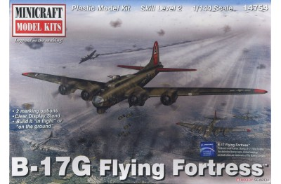 1/144 B-17G Flying Fortress