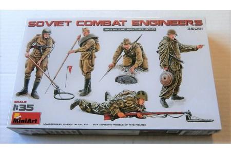 1/35 Soviet combat engineers