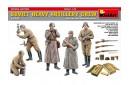 1/35 Soviet heavy artillery crew