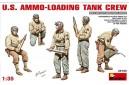 1/35 US ammo loading tank crew
