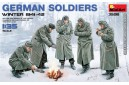 1/35 German soldiers winter 1941-42