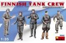 1/35 Finnish Tank crew