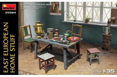 1/35 Eastern European home stuff