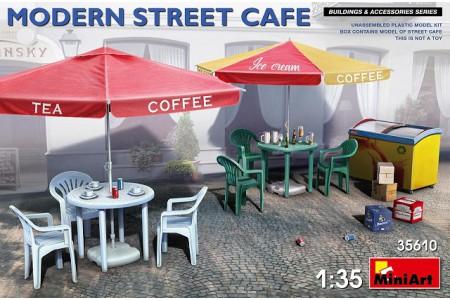 1/35 Modern street cafe