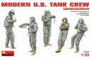 1/35 Modern US Tank crew