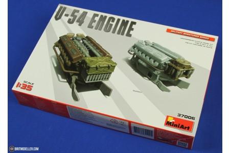 1/35 V-54 Engine