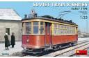 1/35 Soviet Tram X-series