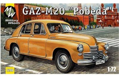 1/72 Gaz-M20 Pobeda
