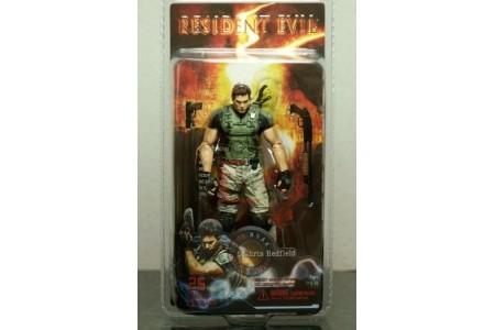 1/9 Resident Evil Chris (prebuilt)