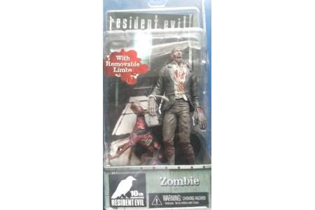 1/9 Resident Evil Zombie (prebuilt)