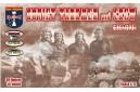 1/72 Soviet tankmen and crew WWII