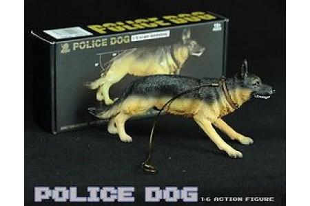 1/6 Police dog (prebuilt)