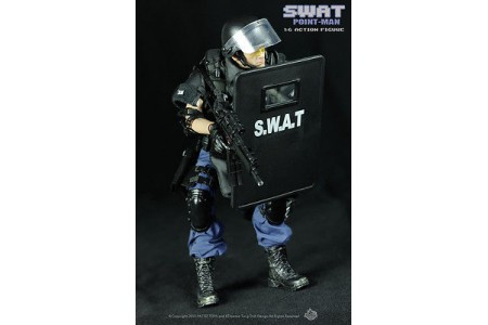 1/6 SWAT Point man (prebuilt)