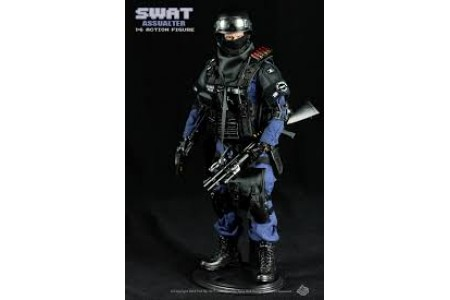 1/6 SWAT Assaulter (prebuilt)