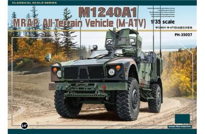 1/35 M-1240 A1 MRAP