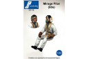 1/32 Mirage IIIC pilot seated (French, Israel)