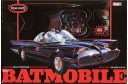 1/25 Batmobile w/ 2 figures (prebuilt)