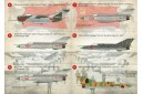 1/48 Vietnam MiG-17 MiG-19 MiG-21 decal Part 1
