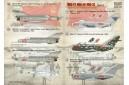 1/48 Vietnam MiG-17 MiG-19 MiG-21 decal Part 2