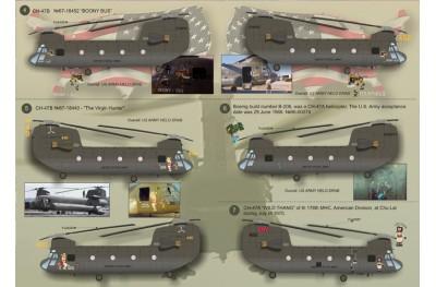 1/72 CH-47 Chinnok decal