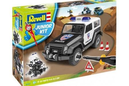 1/18 Junior kit SUV Police 1/20 (quick build)